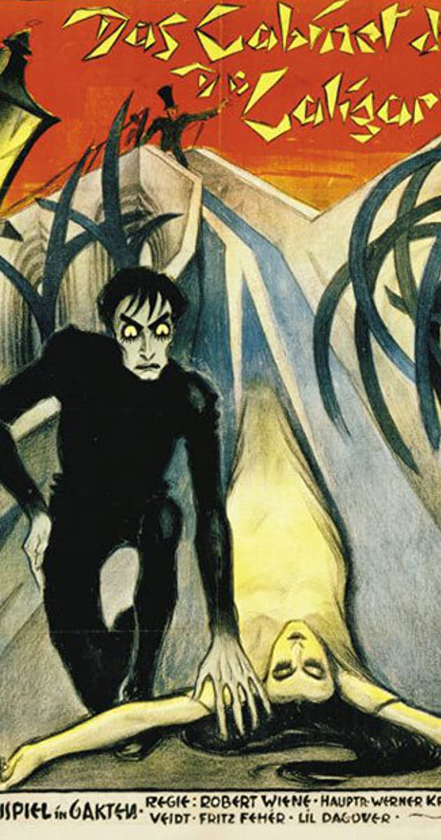 The Cabinet of Dr. Caligari (1920) - IMDb