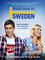 Welcome to Sweden - Season 1 poster