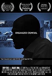 Organized Criminal Poster