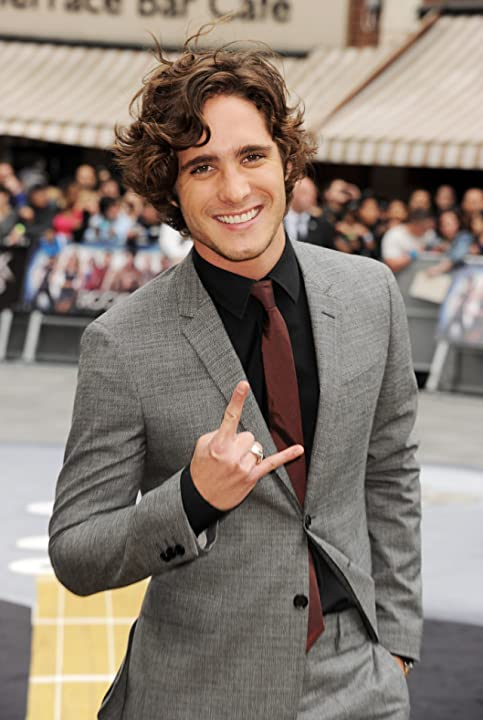 Diego Boneta at an event for Rock of Ages (2012)