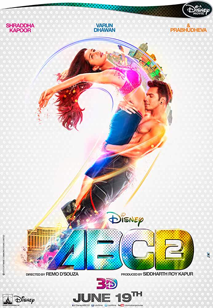 ABCD 2 Any Body Can Dance 2015 720p BRRip watch online free download in hd