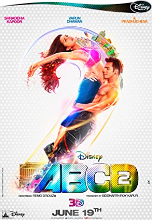 Any Body Can Dance 2 poster