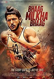 Bhaag Milkha Bhaag(2013) Poster - Movie Forum, Cast, Reviews