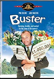 Buster (1988) Poster - Movie Forum, Cast, Reviews