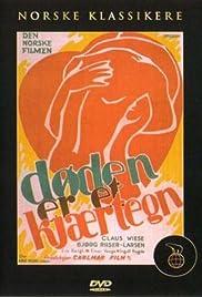 Døden er et kjærtegn(1949) Poster - Movie Forum, Cast, Reviews
