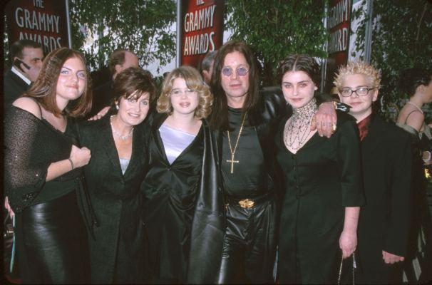 Aimee And Kelly Osbourne