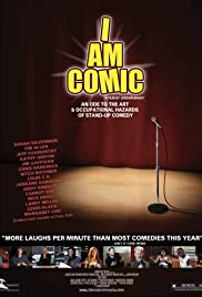 I Am Comic (2010) Poster - Movie Forum, Cast, Reviews