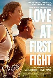 Les combattants Poster
