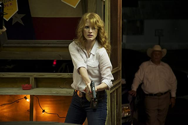 Jessica Chastain in Texas Killing Fields (2011)