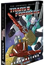 Image of Transformers: The Headmasters