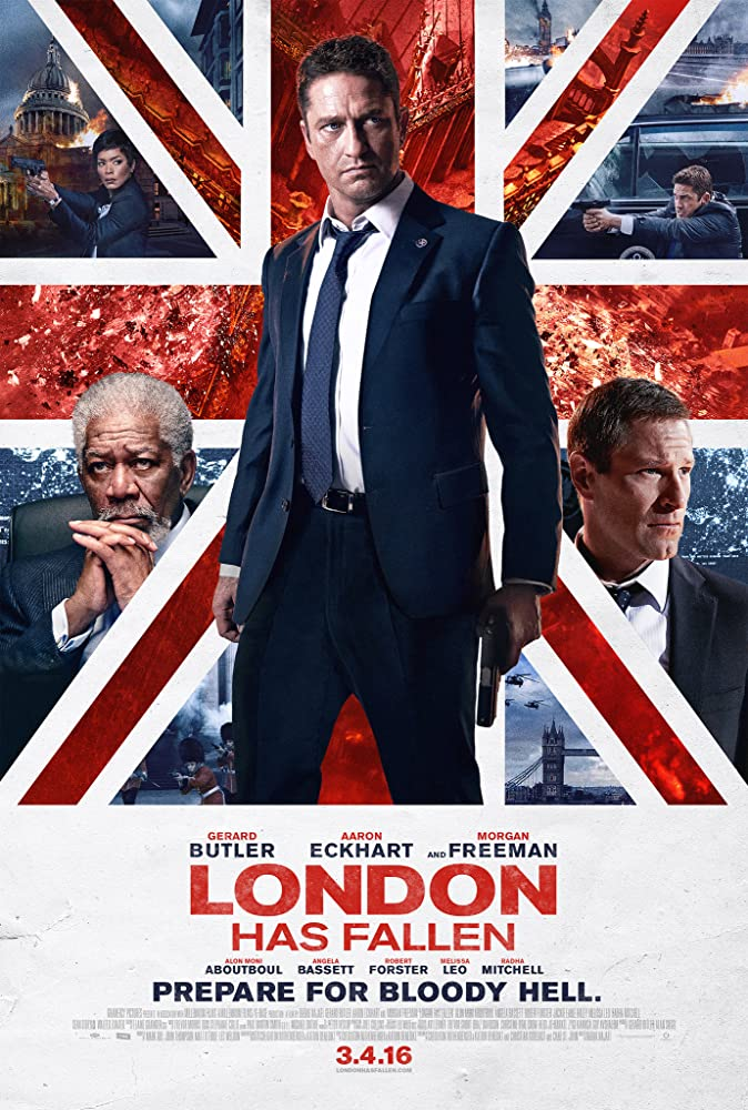 Londres bajo fuego / Objetivo: Londres / London Has Fallen
