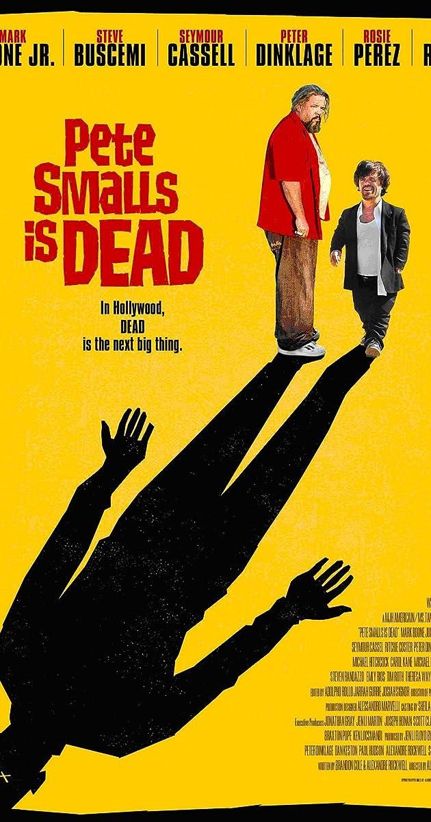 A Morte de Pete Smalls Dublado