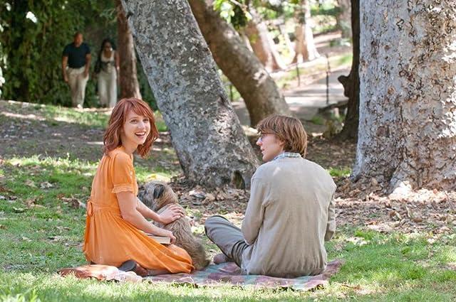 Paul Dano and Zoe Kazan in Ruby Sparks (2012)