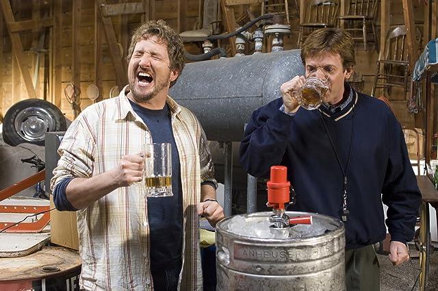 Paul Soter and Erik Stolhanske in Beerfest (2006)