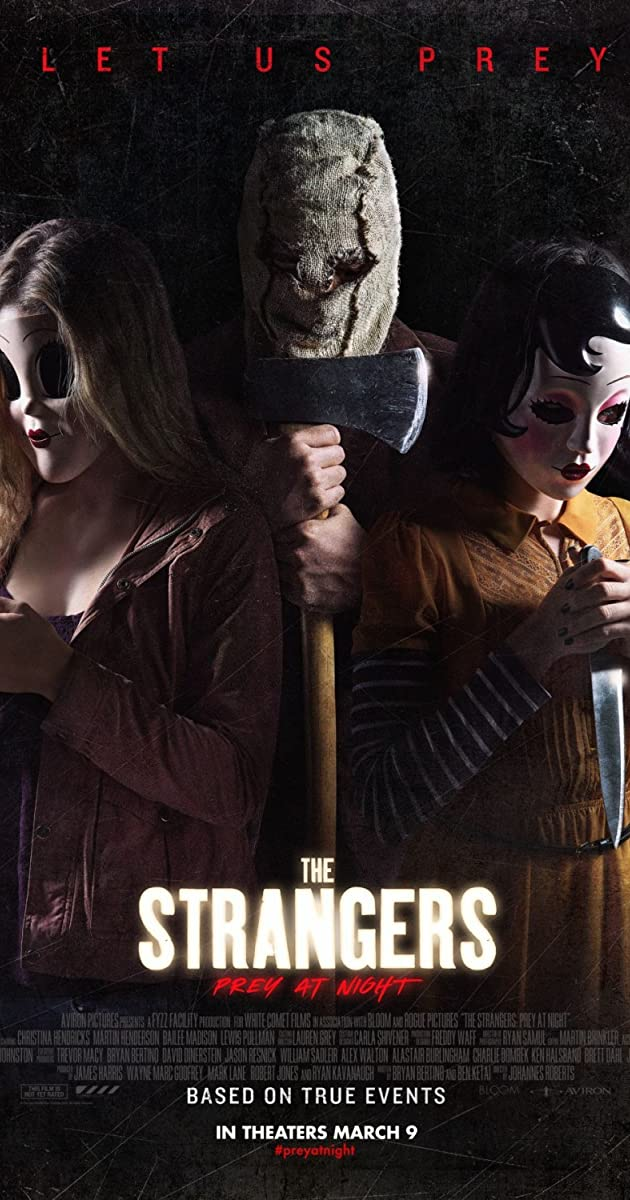 the strangers prey at night 2018 imdb