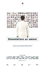 Disinstallare un amore Poster