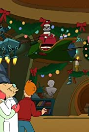 The Futurama Holiday Spectacular Poster