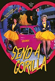 Send a Gorilla Poster