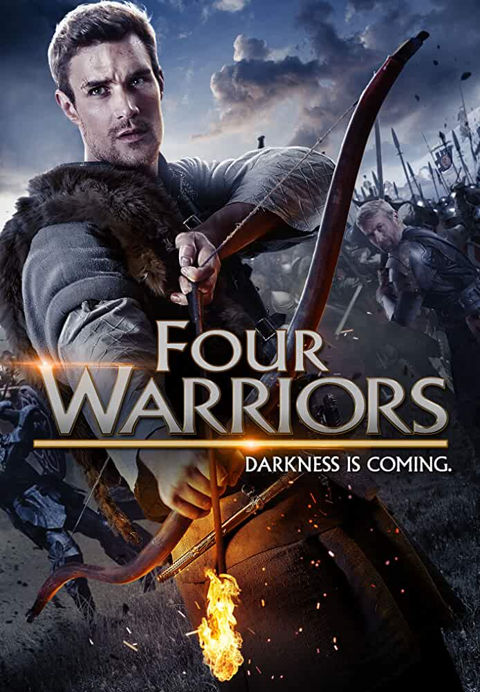 The Four Warriors (2015) 720p BluRay [Dual Audio] Hindi + English Watch Online Free Download at movies365.me