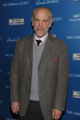 John Malkovich at The Great Buck Howard (2008)