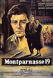 Modigliani of Montparnasse Poster