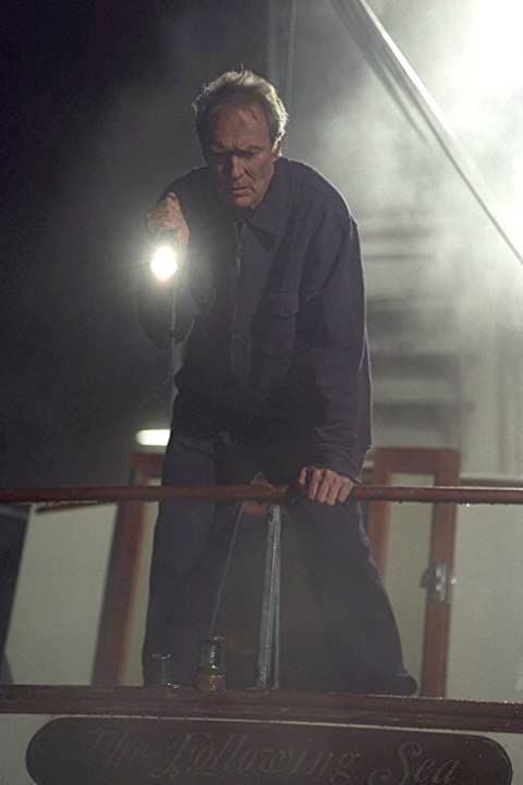 CLINT EASTWOOD stars in Malpaso Productions' suspense thriller