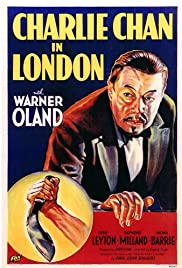 Charlie Chan in London (1934) Poster - Movie Forum, Cast, Reviews