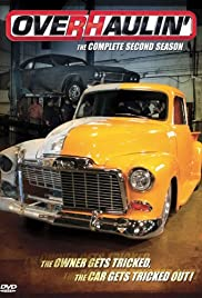 Overhaulin' Poster - TV Show Forum, Cast, Reviews