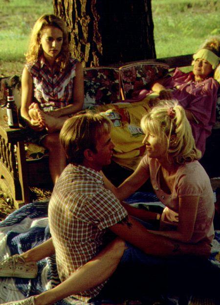 Laura Dern, Kelly Preston, Billy Bob Thornton, and Diane Ladd in Daddy and Them (2001)