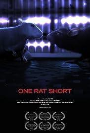 One Rat Short Poster