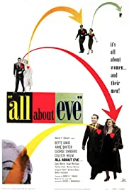 All About Eve 1950 Poster