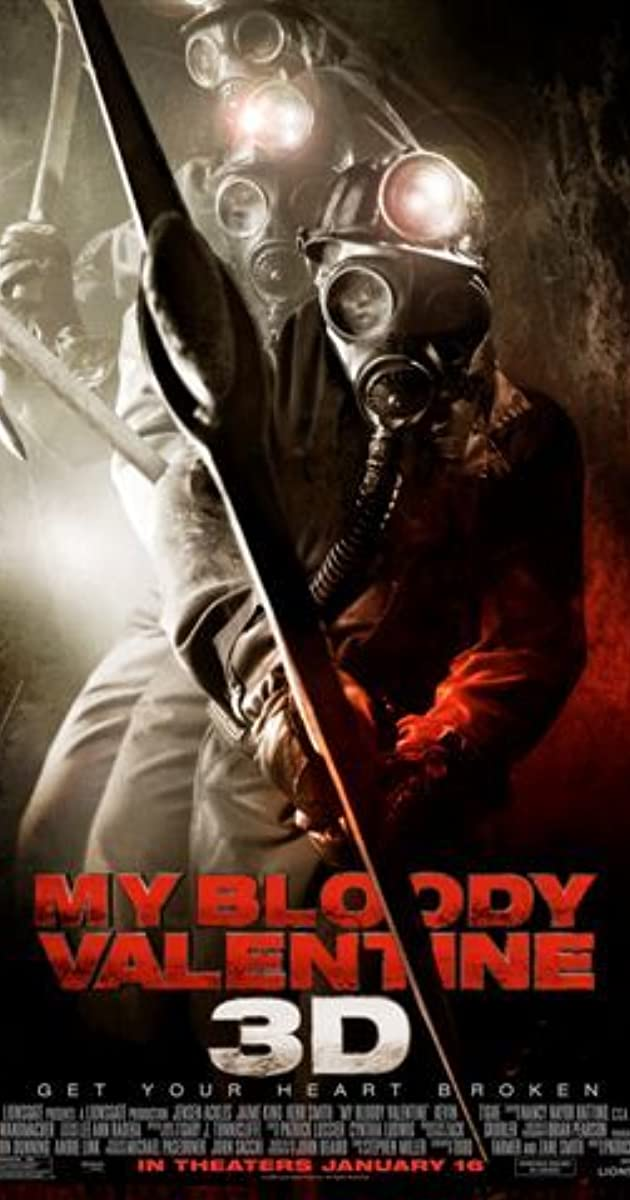 my bloody valentine 2009 imdb - Valentine Full Movie
