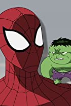 Image of Ultimate Spider-Man: Home Sick Hulk