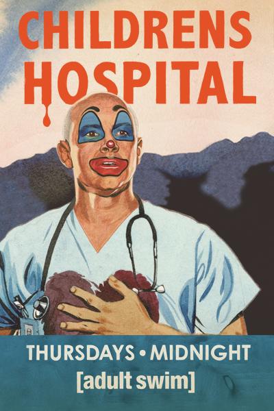 [美剧]儿童医院第一至七季/全集Childrens Hospital迅雷下载