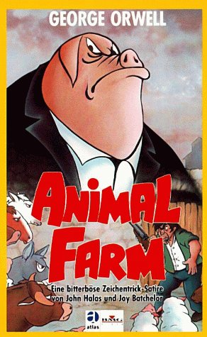 characters in george orwells novel animal farm essay An evaluation of george orwell's animal farm: and historically meaningful novel tells of a farm known as the manor farm  essay an in-depth appear.