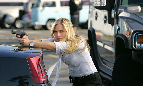Emily Procter in CSI: Miami (2002)