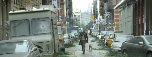 Will Smith in I Am Legend (2007)