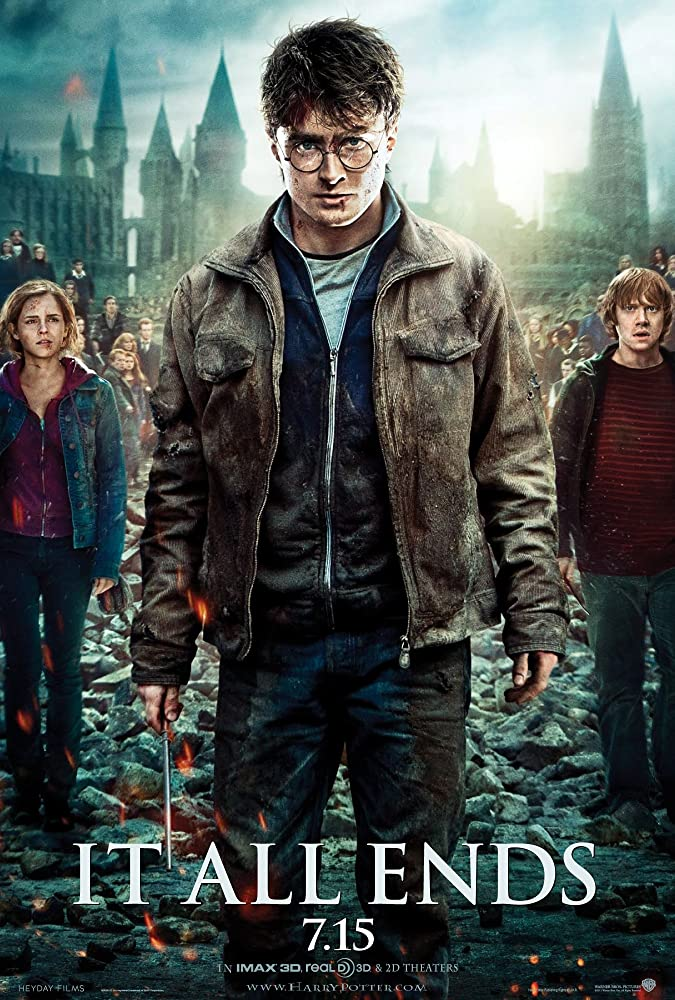 Harry Potter and the Deathly Hallows: Part 2 2011 1080p BluRay 300MB Movies