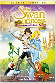 The Swan Princess: The Mystery of the Enchanted Treasure (1998) Poster - Movie Forum, Cast, Reviews