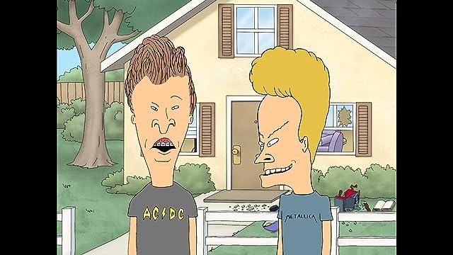 Beavis and Butt-Head (1993)