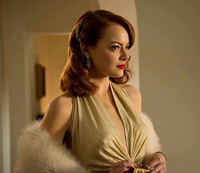 Emma Stone in Gangster Squad (2013)