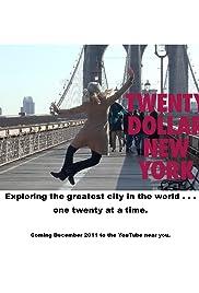 Twenty Dollar New York Poster