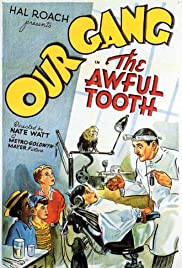 The Awful Tooth Poster