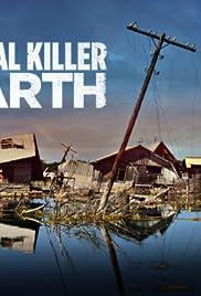 Serial Killer Earth Poster