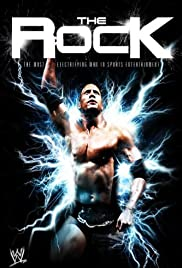 WWE The Rock: The Most Electrifying Man in Sports Entertainment Vol 3 Poster