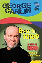 Image of George Carlin: Back in Town