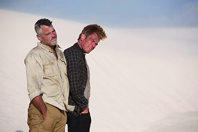 George Clooney and Ewan McGregor in The Men Who Stare at Goats (2009)