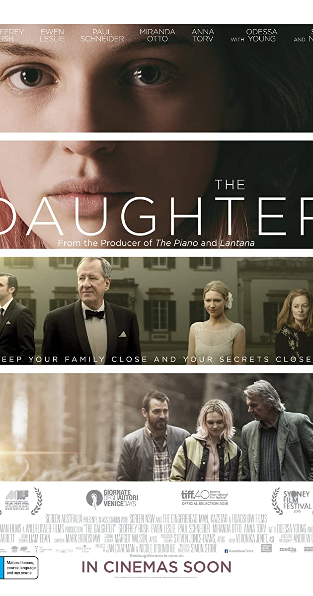 Dukra / The Daughter (2015)