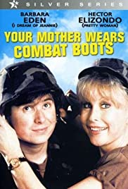 Your Mother Wears Combat Boots Poster