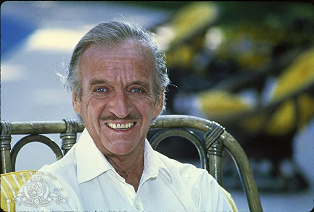 David Niven in Trail of the Pink Panther (1982)